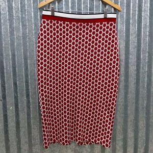 GP & J Baker X H&M pencil skirt
